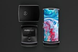 Motorola выпустит раскладной смартфон с двумя экранами