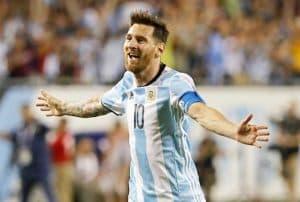 Месси фаворит в битве бомбардиров Кубка Америки