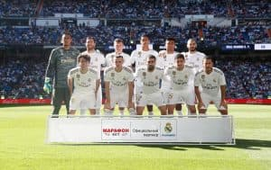 Компания Марафон стала спонсором Реала